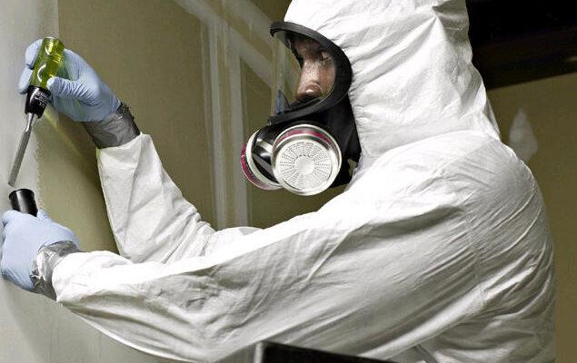 Asbestos Handling Middlesbrough